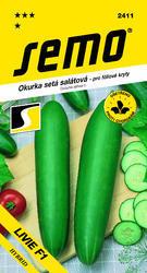 Salad cucumber Livie F1 10g