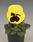 Viola x w. Inspire citronově žl. s okem F1 500s - 1/2